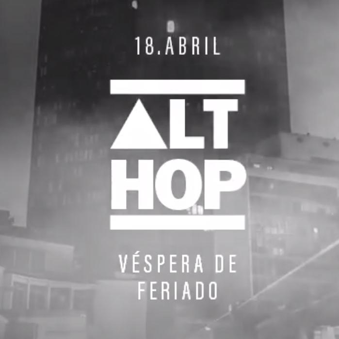 Alt-Hop ▲ Trap na Cobertura do Tokyo 東 京 ▲ [Véspera de Feriado]