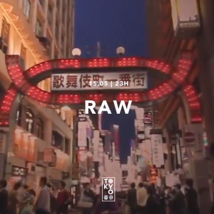 Raw ϟ Trap & Hip-Hop na Cobertura do Tokyo 東 京 [15.05]