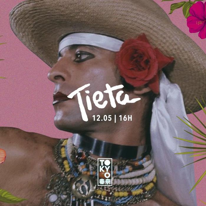 Tieta ♡ Música Brasileira na Cobertura! ♡ [Domingo à Tarde]