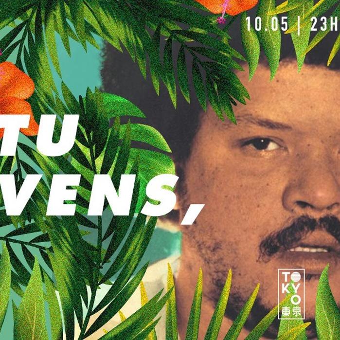 Tu Vens! ♡ Música Brasileira & Show no Rooftop! [Sexta | 10.05]