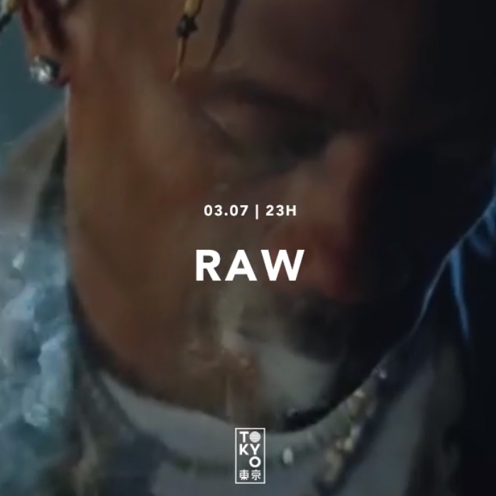 Raw ϟ Trap & Hip-Hop na Cobertura do Tokyo 東 京 [03.07]
