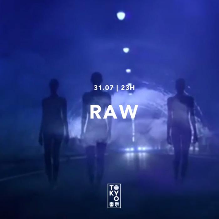 Raw ϟ Trap & Hip-Hop na Cobertura do Tokyo 東 京 [31.07]