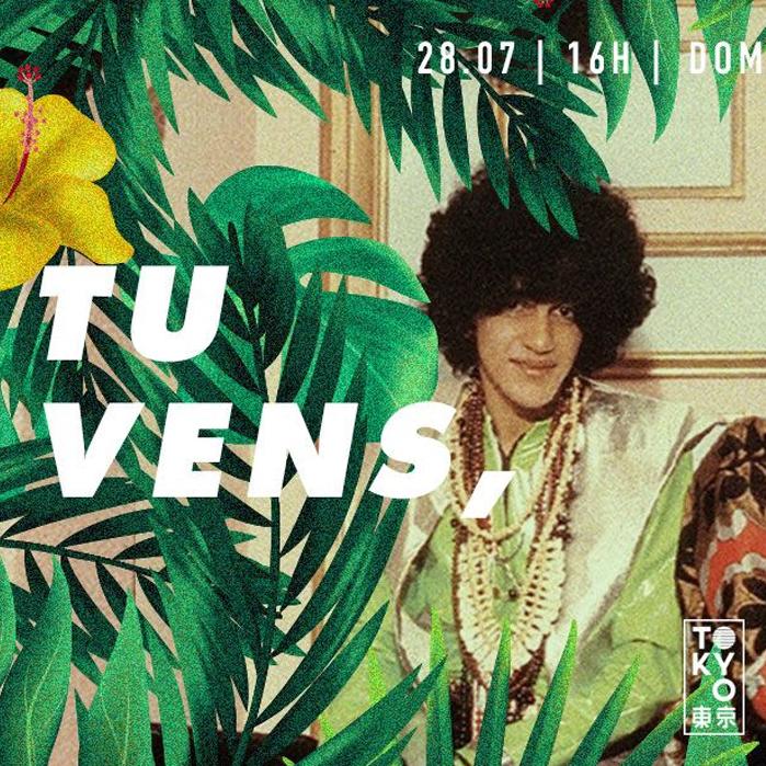 Tu Vens no Rooftop! ♡ Show ao Vivo no Domingo à Tarde [28.07]