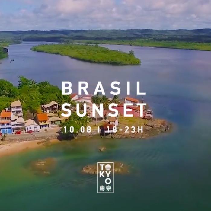 Brasil Sunset <3 Música Brasileira no Pôr do Sol [10.08]
