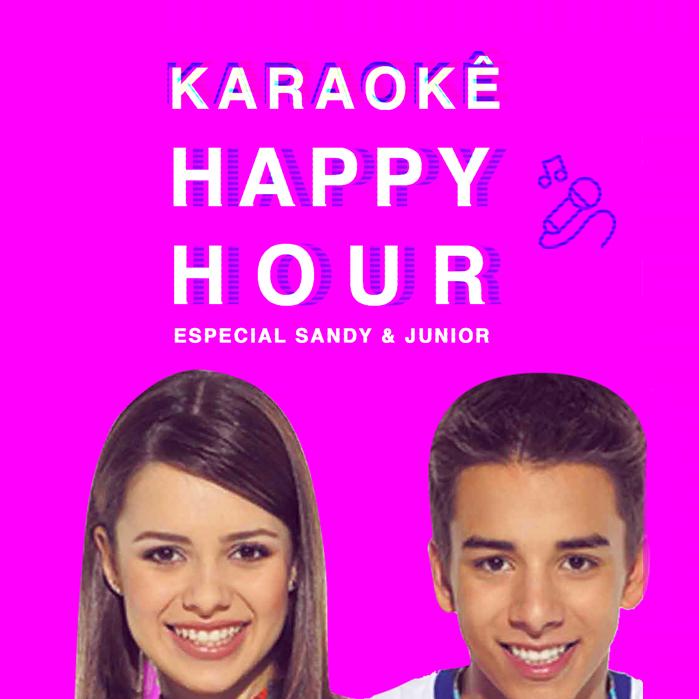 Karaokê Happy-Hour do Tokyo 東 京 Sandy & Junior [Vip até 21h]