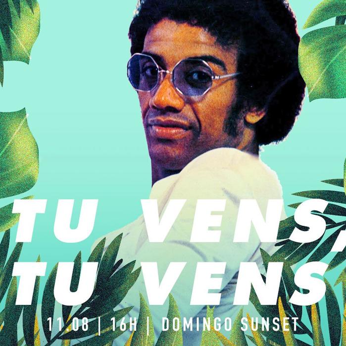 Tu Vens no Rooftop! ♡ Show ao Vivo no Domingo à Tarde [11.08]