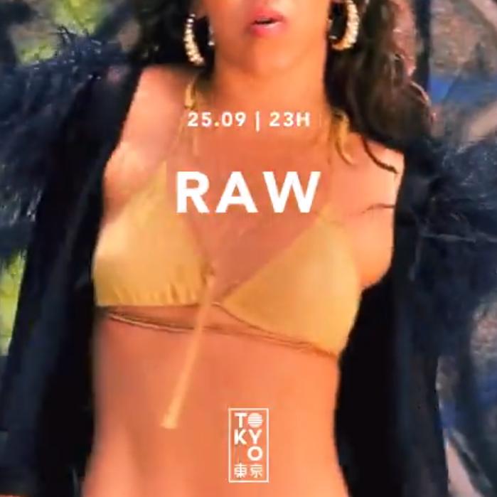 Raw ϟ Trap & Hip-Hop na Cobertura do Tokyo 東 京 [25.09]