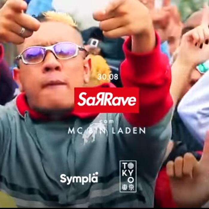 SaRRave apresenta: MC Bin Laden no Tokyo 東 京