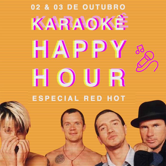 Karaokê Happy-Hour do Tokyo 東 京 Red Hot [Vip até 21h]
