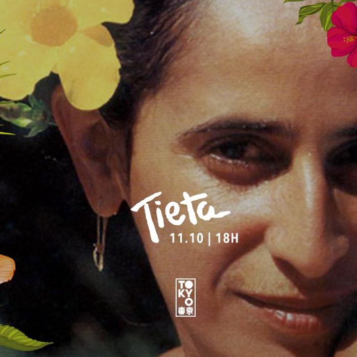 Tieta ♡ Música Brasileira na Cobertura do Tokyo 東 京 [11.10]
