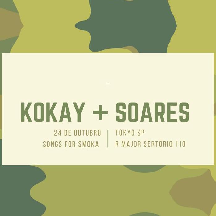 Songs for Smoka com DJ Soares na Cobertura do Tokyo 東 京 [24.10]
