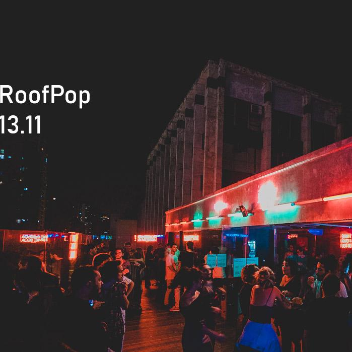 RoofPop #2 na Cobertura do Tokyo 東 京