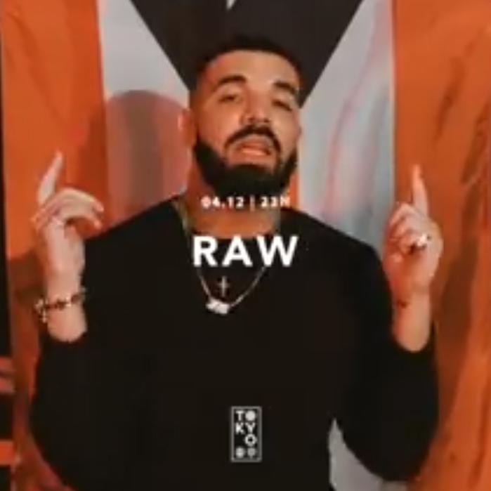 Raw ϟ Drake ϟ Trap & Hip-Hop na Cobertura do Tokyo 東 京 [04.12]