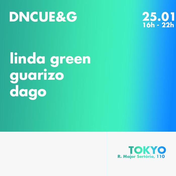 Dedo no Cue & Gritaria   Hits & Sunset no Tokyo 東 京