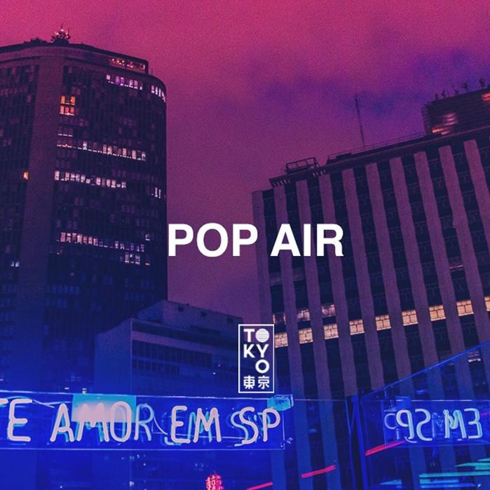 POP Air na Cobertura do Tokyo 東 京 [13.02]
